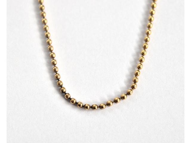 Fine 9ct Gold Bead